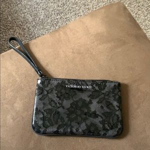 Victoria's Secret wristlet with chain